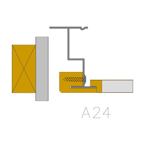 A24-kattoliittymat