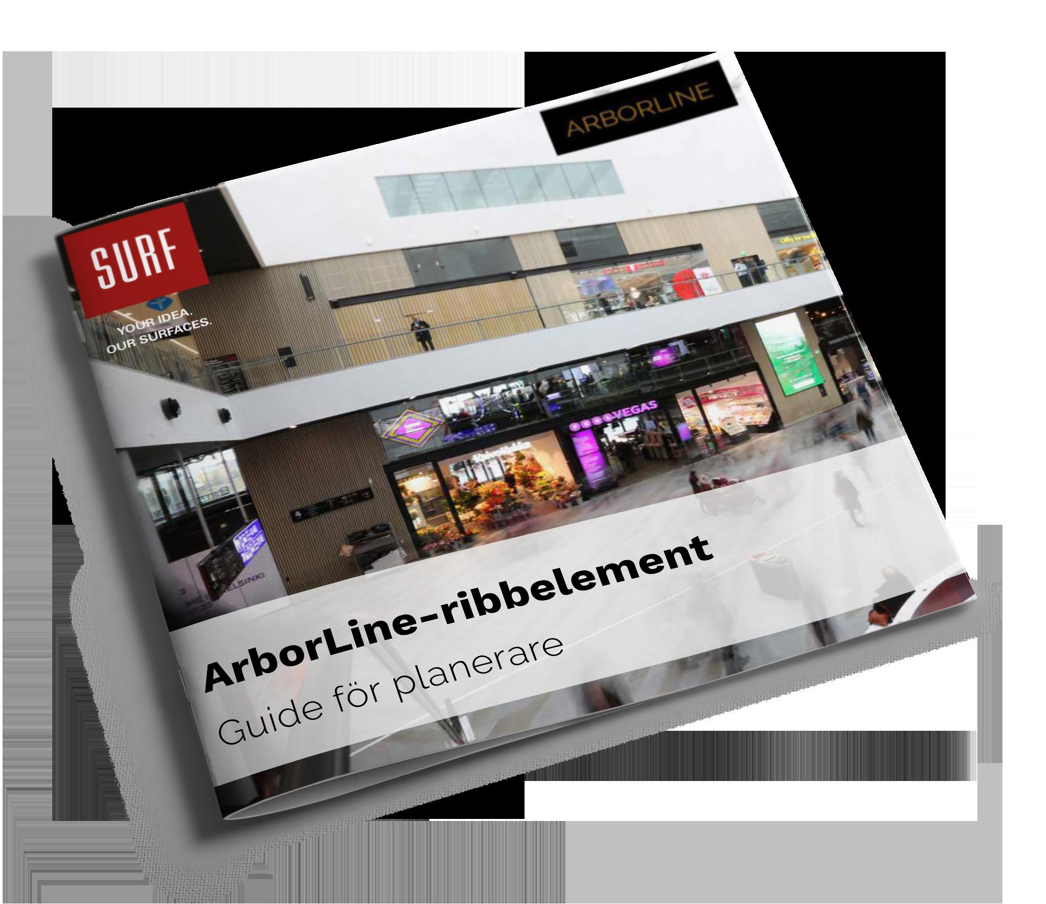 ArborLine - guide för planerare