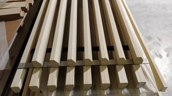 ArborLine tilanjakaja muotoiltu - alumiini