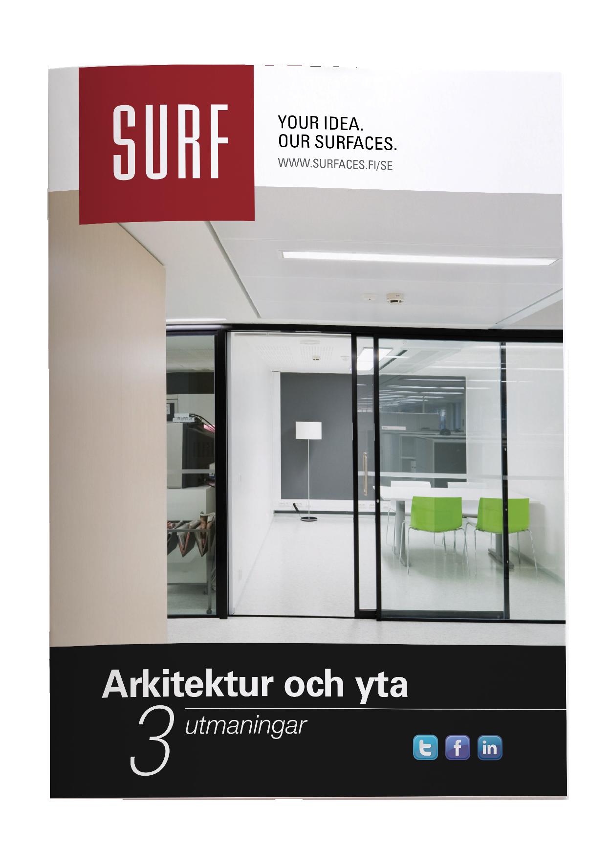 SE - Arkitektur och yta