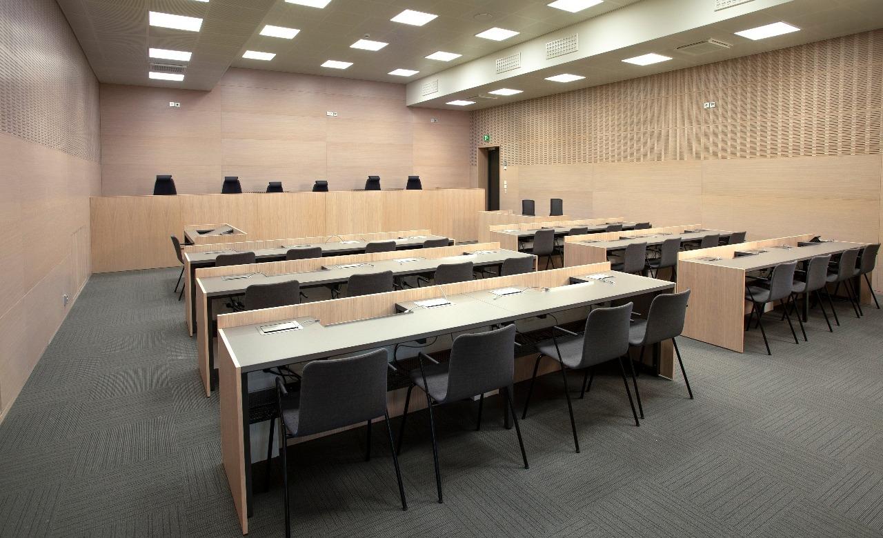 Lappeenrannan oikeustalo - ArborLine istuntosalissa-1280x780