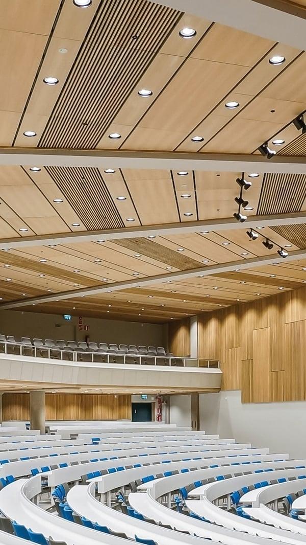 Puucomp rimaratkaisut - saga congress center