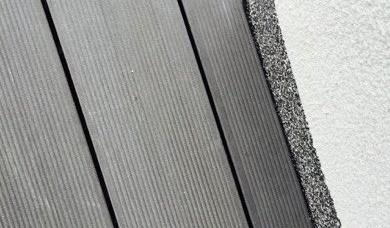 Twinson-lauta Liuskekivenharmaa 510 -väri