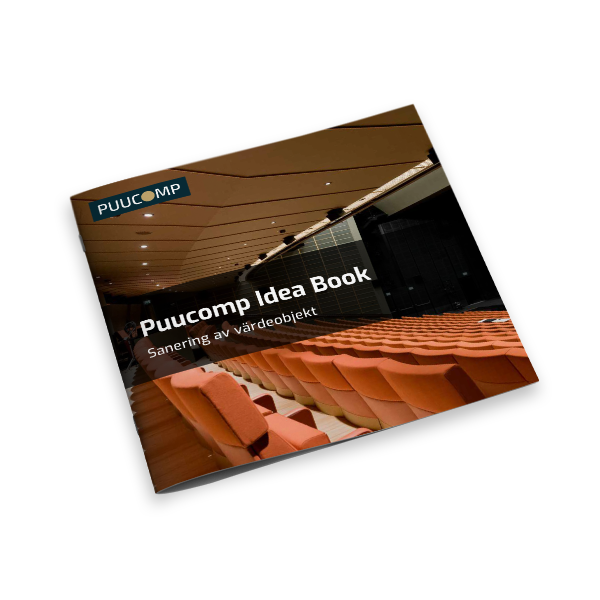 PUUCOMP – Sanering av värdeobjekt